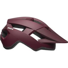 Bell Spark MIPS Helm Damen matte maroon/slate/sand
